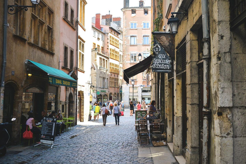 Visite du Vieux Lyon !